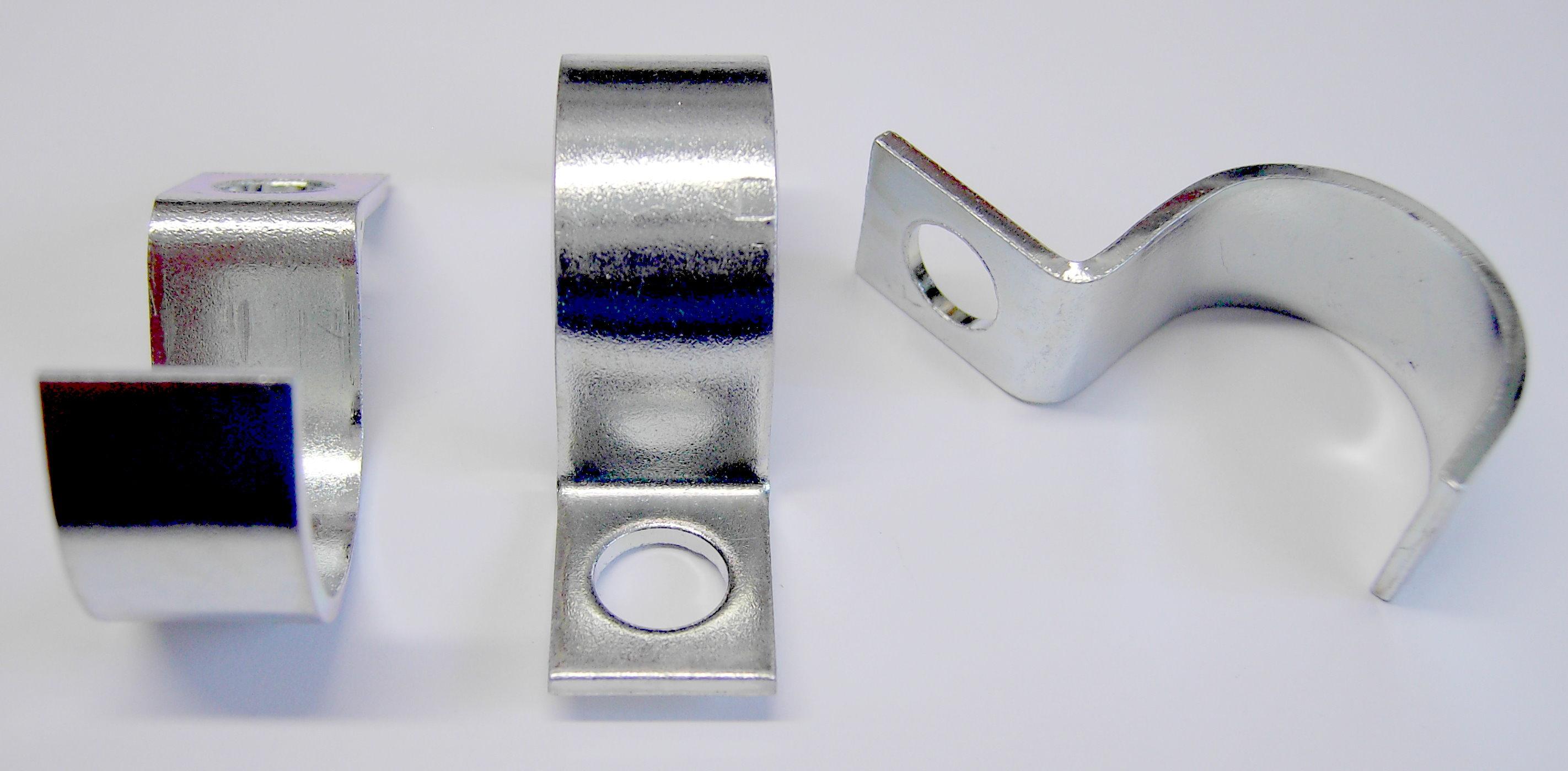 Kabelschellen Stahl verzinkt