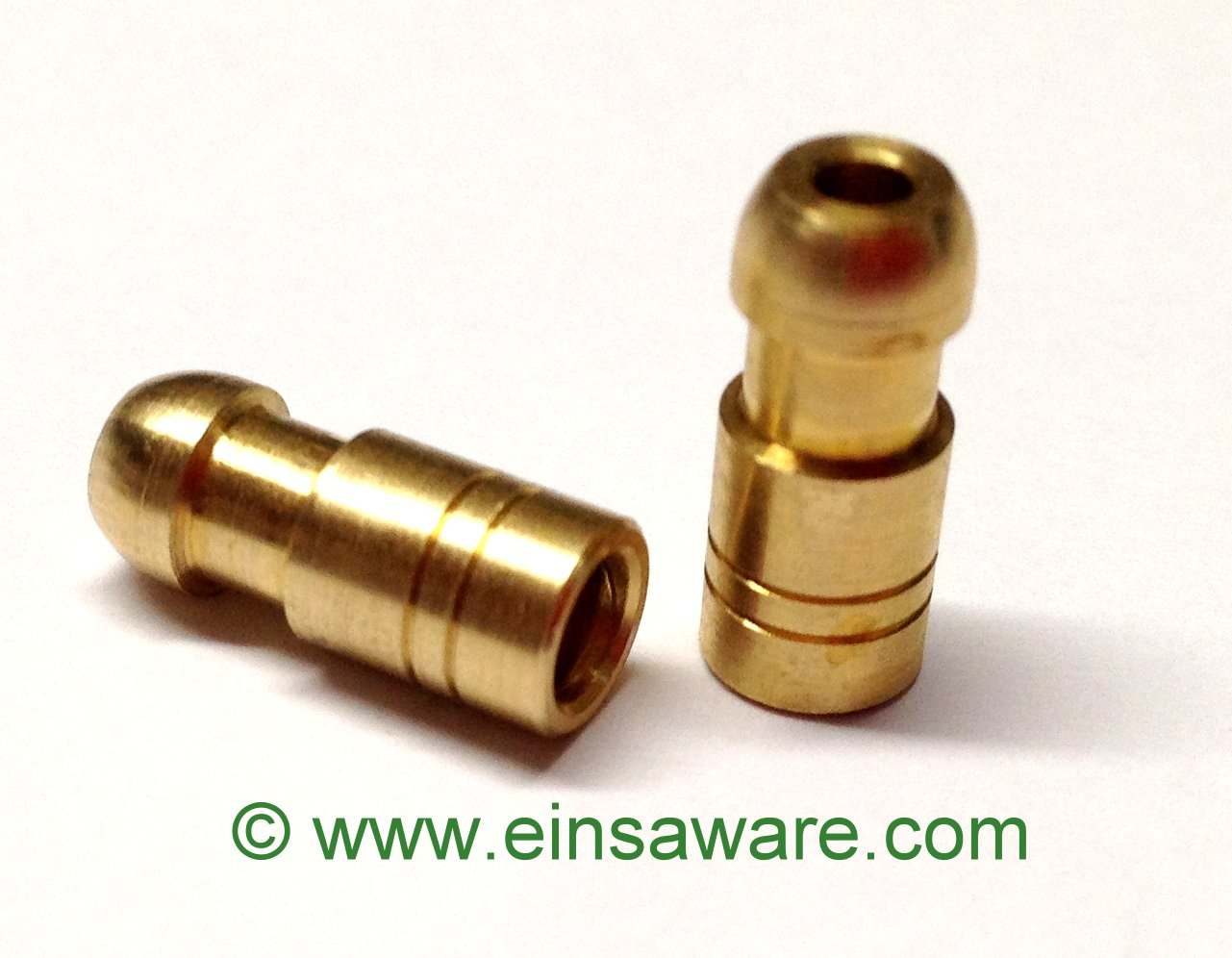 Lucas-Stecker -1,5mm² Messing blank oder verzinnt