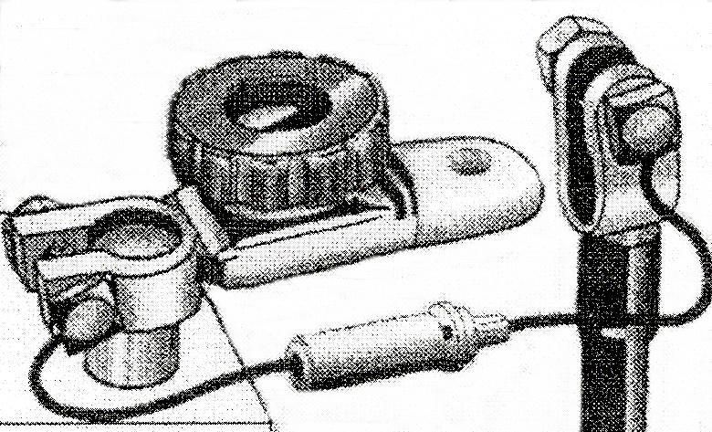 Batterie-Adapter 250A