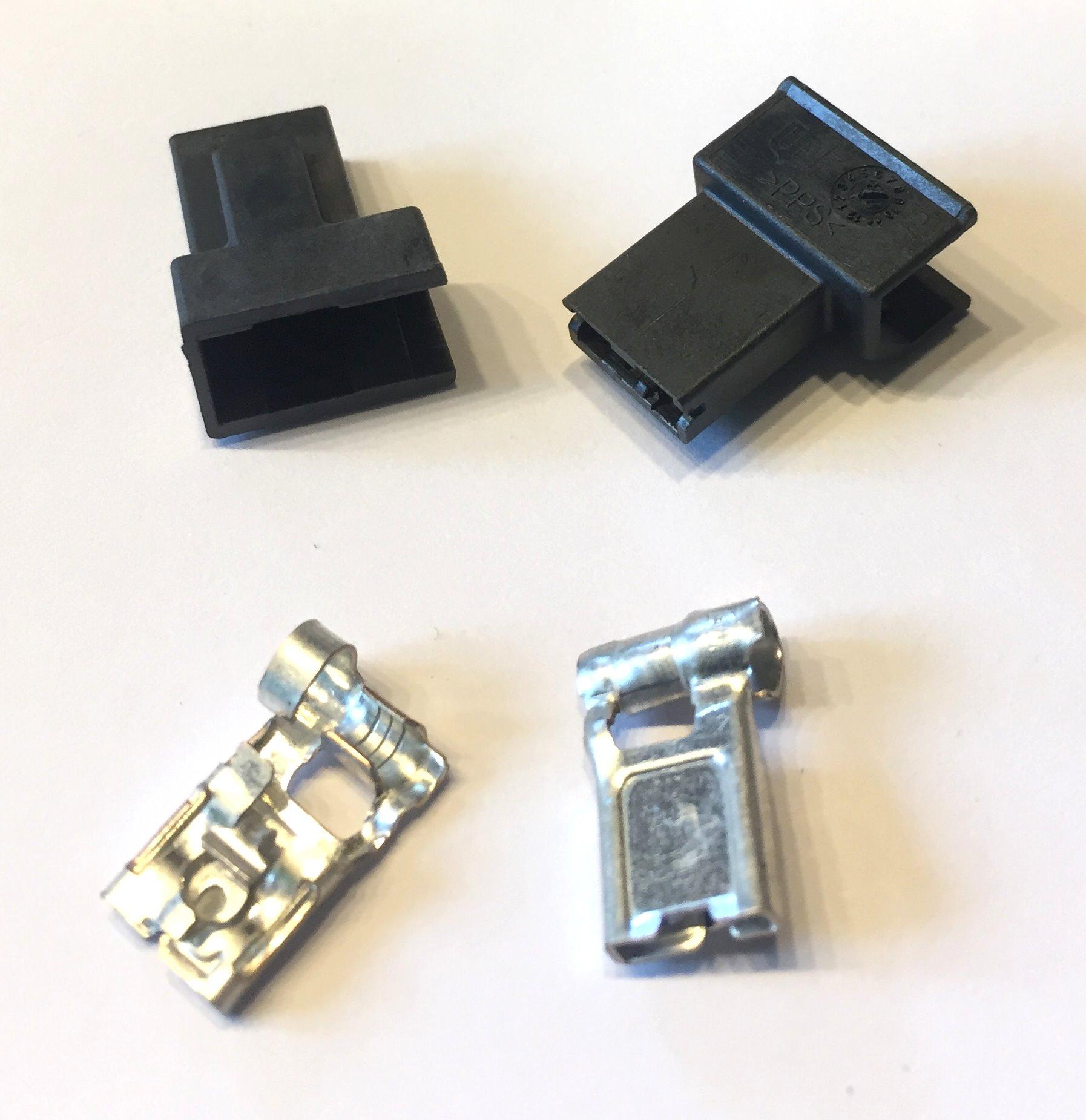 Gehäuse-Set H1-Scheinwerfer