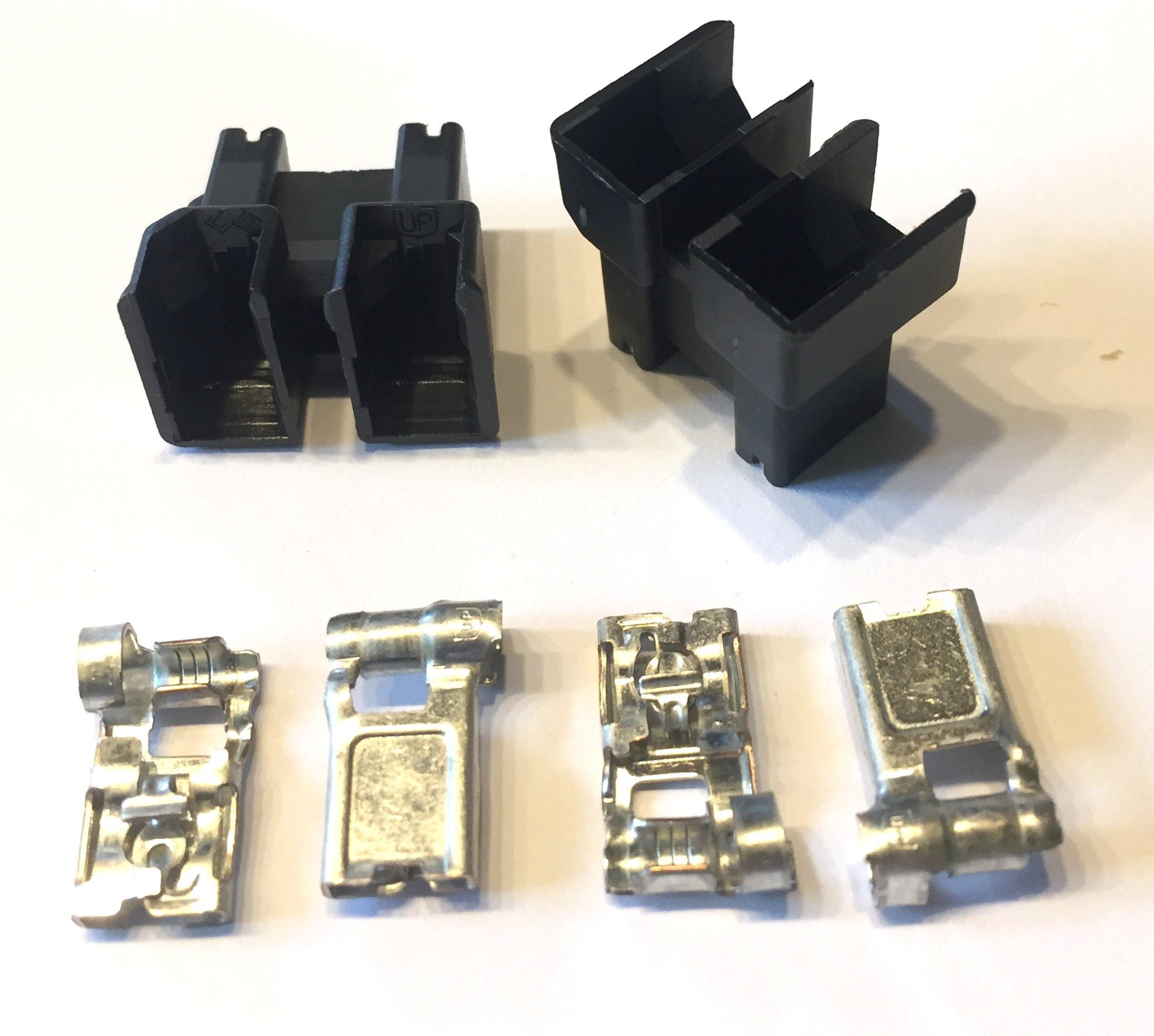 Gehäuse-Set H7-Scheinwerfer