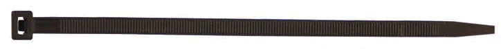 Kabelbinder Kunststoff 1000 x 12,6mm, schwarz oder natur