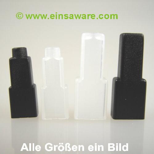 Isoliertüllen F flexibel 6,35mm