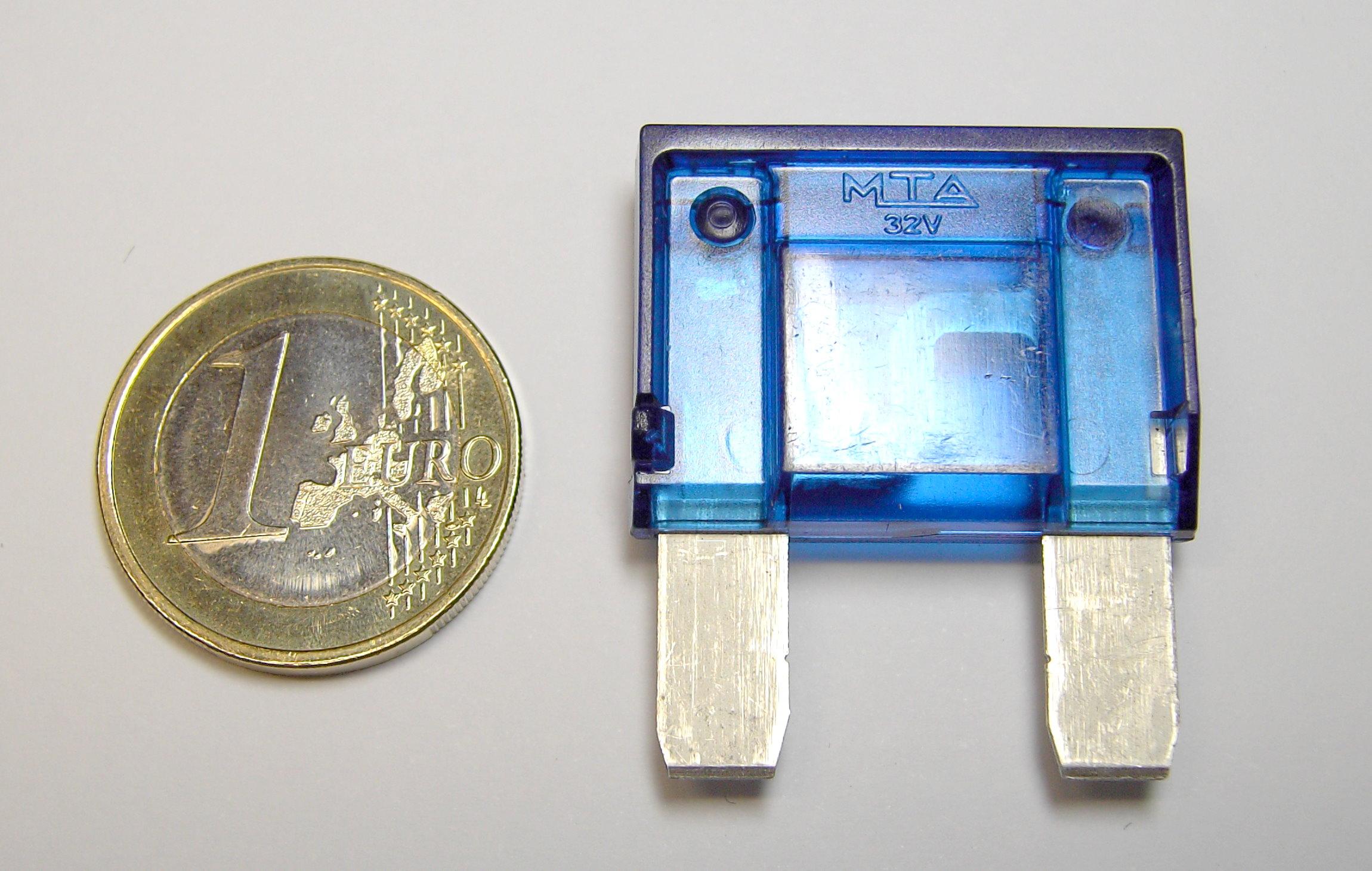 Flachsicherung Maxi  2 Stück