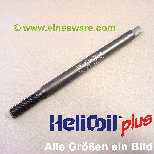 Einbauspindel Helicoil M  6