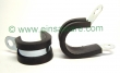 Cable Clamps Steel with Neoprene Layer