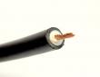 Zündkabel universal schwarz mit Kupferseele, 1m