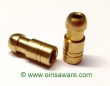 Lucas bullets -1,5mm² brass or brass tinned
