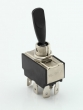 toggle switch black On-Off-On 12V/20A
