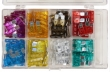 Assortment fuses Uni 120-piece