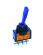 toggle switch blue lightened On-Off 12V/20A