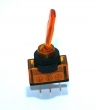 toggle switch yellow lightened On-Off 12V/20A