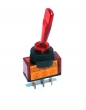 toggle switch red lightened On-Off 12V/20A