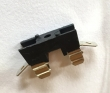 Fuse holder with plastic base 5x20mm