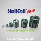 Helicoil® plus M  8 NF