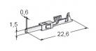 Federstecker, -1,0mm² 10 Stück