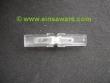 Flachsteck-Kupplung 1-polig, 2,8mm