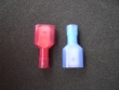 Blade terminals 6,3mm fully insulated 20 pcs.