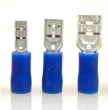 Blade receptacle -2,5mm² blue insulated