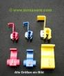 Schneid-Klemm-Verbinder 10 Stück