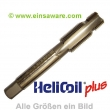 Combined Manual tap Helicoil M 10 x 1