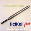 Einbauspindel Helicoil M  4