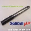 Einbauspindel Helicoil M 10 x 1